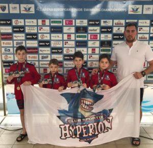 """Concursul """"Sprint Waiting Cup"""", 23-24 Februarie, Ungaria"""