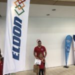 Cea mai tanara participanta Maraton 2019