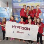Gasca Hyp podium